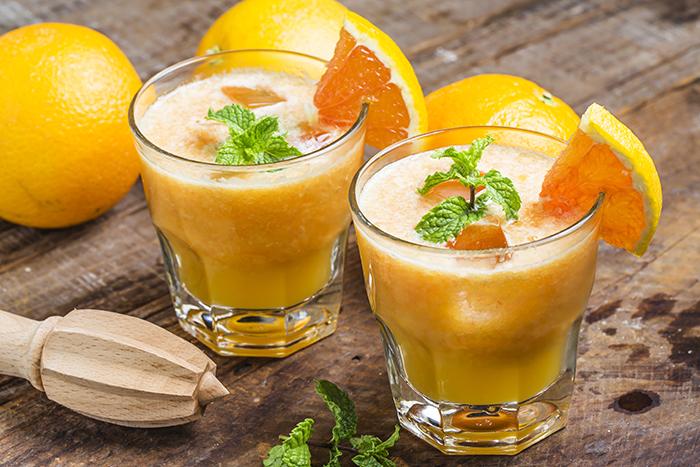 cimidona healthy food orange